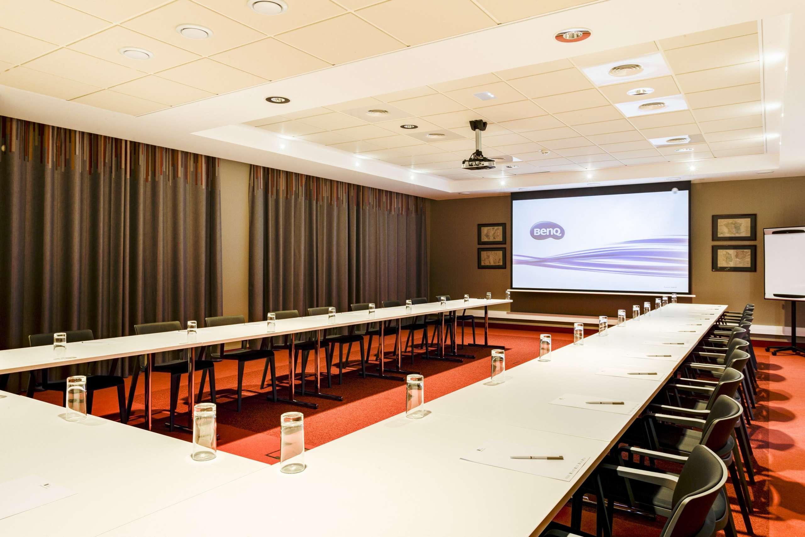 Salle de réunion séminaire à l'Hôtel ParKest
