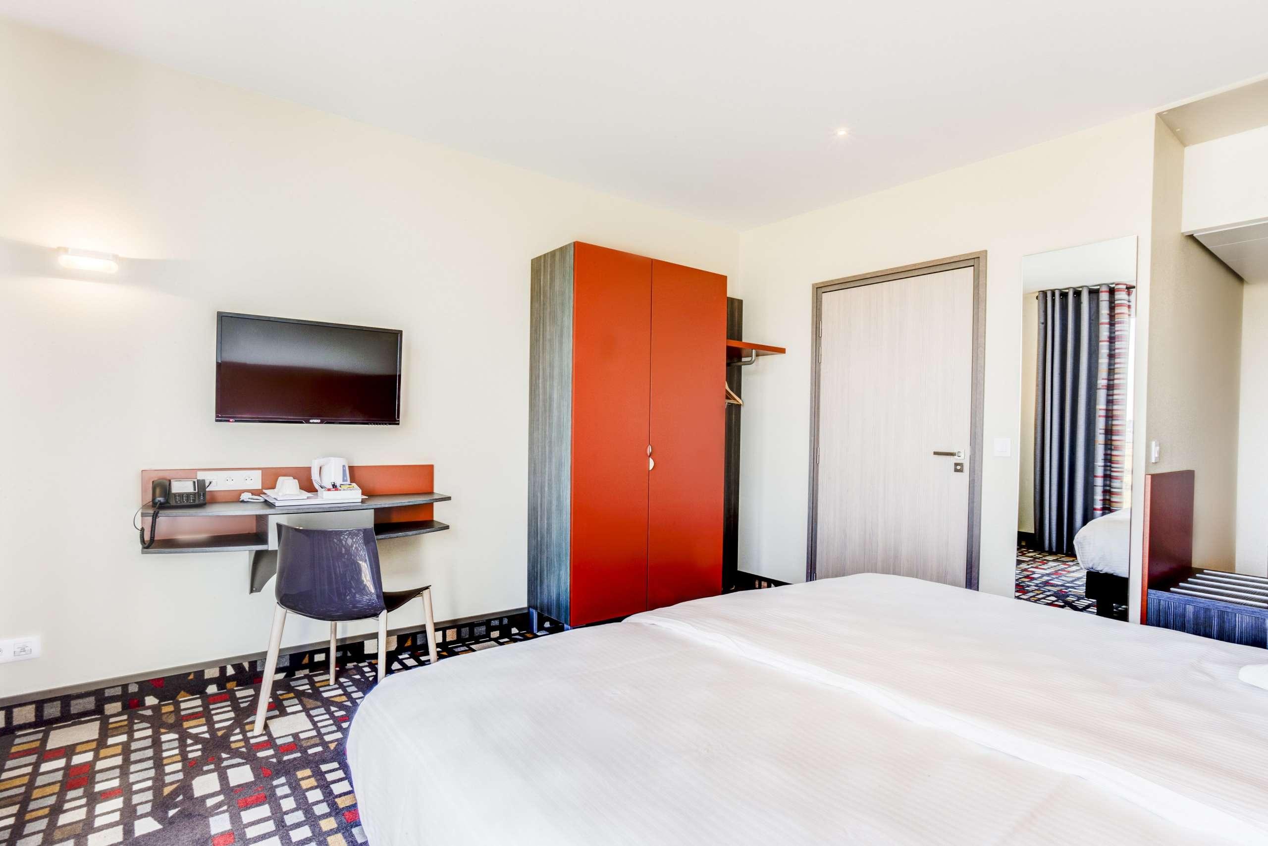 Chambre confort Hôtel ParkSaône